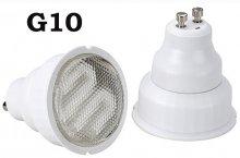 Лампа энергосберегающая G10
