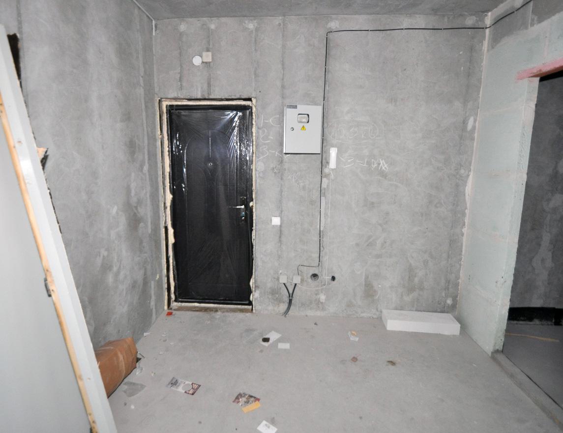 Дома серии П-44 - планировка квартир