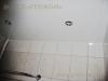Натяжной потолок в квартире в ванной