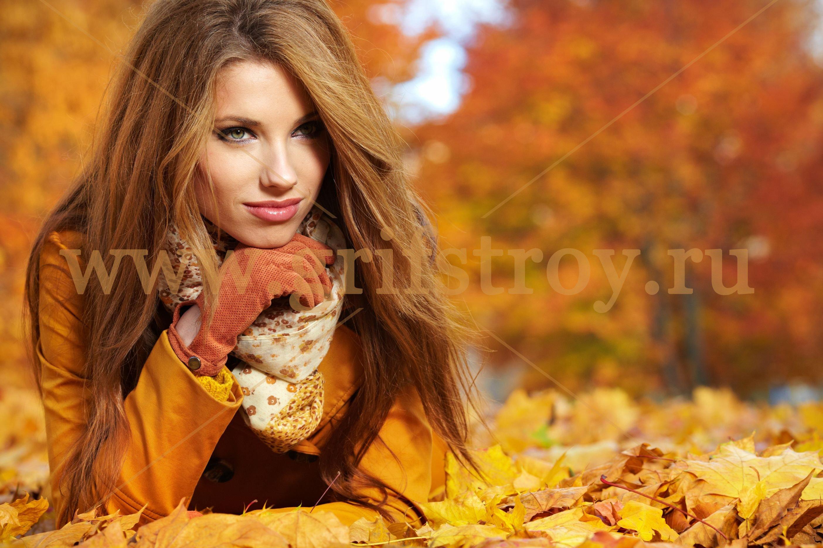 Фото девушек в парке 26 фотография